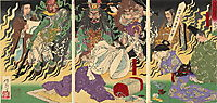 The Fever, yoshitoshi