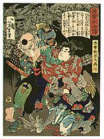 Grab Tengu Nose, yoshitoshi