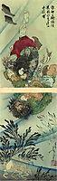 The Underwater Fight, yoshitoshi