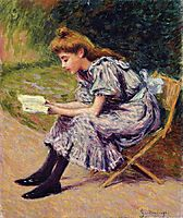 The Reader, zandomeneghi