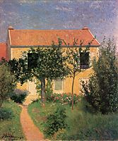 The Red Roof, zandomeneghi