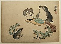 Frogs, zeshin