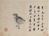 Quail (Sketches from Life), zhoushen