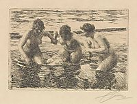 Against The Current, 1919, zorn