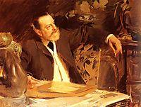 Antonin Proust, zorn