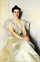Frances Cleveland, zorn