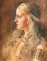 Gunnlod, 1893, zorn