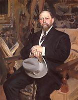 Hugo Reisinger, 1907, zorn