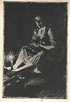 Ida, 1905, zorn