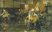 The Little Brewery, 1890, zorn