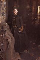 Madame Clara Rikoff, zorn