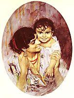Motherhood, zorn