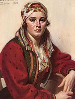 Ols Maria, 1918, zorn
