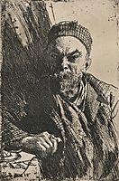 Paul Verlaine, 1895, zorn