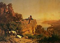 Surveying the Vista, 1886, zorn