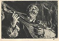 Vicke, 1918, zorn