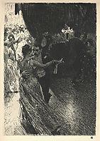 The Waltz, 1891, zorn