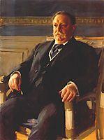 William H. Taft, 1911, zorn