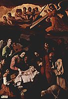Adoration of the Shepherds, 1638, zurbaran