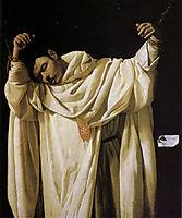 Beato Serapio, 1628, zurbaran