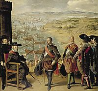 The Defence of Cadiz against the English, 1634, zurbaran