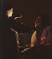 The Dream of Saint Joseph, 1635, zurbaran