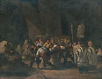 Funeral, zurbaran