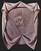 The Holy Face, c.1631, zurbaran