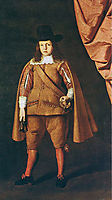 Portrait of a boy (The Duke of Medinaceli) , zurbaran