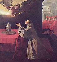 St. Bonaventure, 1650, zurbaran