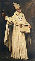 St. Carmel , zurbaran