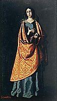 St. Engracia, zurbaran
