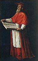St. Jerome, zurbaran