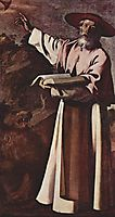 St. Jerome, c.1640, zurbaran