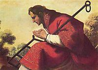 St. Lawrence, 1639, zurbaran