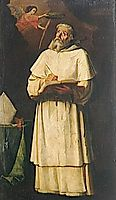 St. Pierre Pascal, Bishop of Jaen, zurbaran