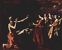 The temptation of St. Jerome, 1639, zurbaran